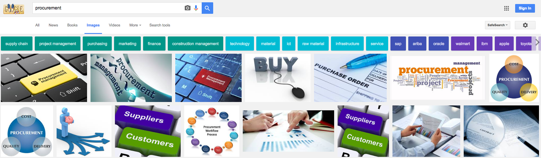 LexisNexis and Google Latest to Innovate With Color Enhanced Search Results Features